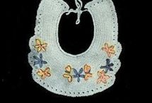 Baby Bib Patterns / by Crochet Patterns