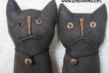 primitive crafts / by Sue Ryder