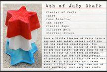 Summerific / Summer Crafts / Summer Fun / Summertime Ideas  / by Midnight Crafting with Angela Bodas