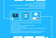 Virtual Assistant Infographics / by LeapFrogVA