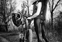Mountain biking / by Tamala Holland