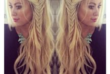 Rapunzel Status / What I'm currently going for. Grow hair, grow. / by Randi Dalton