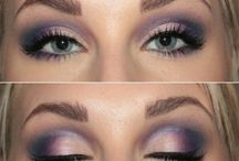 makeup & nails / by Winnie Bradley