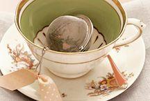 Teacups / by Lisa Thelin