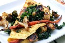 Vegetarian Breakfast / vegetarian, vegan, healthy breakfast recipes, clean eating, low fat recipes / by Simply Lanna