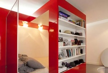 Decor/Small rooms / by Solange Rennó