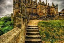 Castles / by Kathy Faye