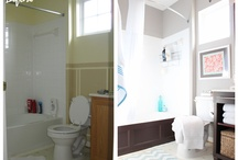 Bathroom ideas  / by Christy Benwell Giannattasio