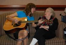 Music makes us alive! / by Cedar Village Retirement Community