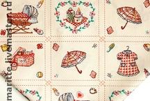 Fabrics / by Galina Hristova