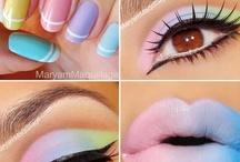 Makeup / by Kamea King