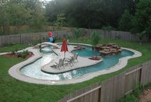 Backyard Fun / by Hayward Pool Products