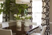 Dining Rooms / by Victoria Sandoval