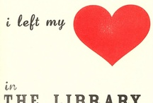 Library Stuff / by Carrie Straka
