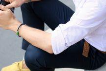 Gentlemen's Style / by Karen Tien