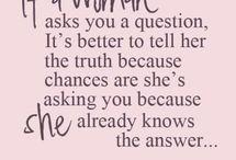 Truth / by Jen Callina Burger
