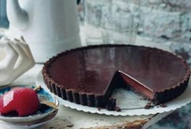 Chocolate Tarts & Tarlets / by Mani Mania