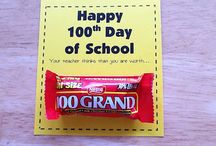 100th Day of School / by Amy Pittman