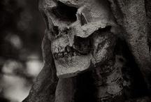 As above, So below.. / Death is another beginning.... or is it? / by Skaði Öndurguð
