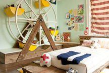 House - Kids Rooms / by Tamara Ryder