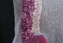 Felted pieces / by Bernadette Puentes