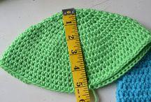 Crochet and Knitting Tips / by Tammy Zurowski