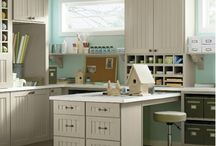 craft room / by Kerry Bruce