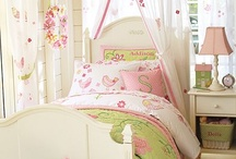 Baby Girl's Rooms / by Mona Balmer