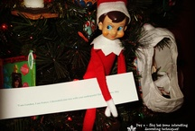 Our Elf on a Shelf - Sky / by Emily