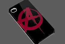 Iphone Cases we have designed / by Nerdy Designs