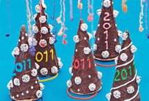 New Years party  / by Tracie Hiatt