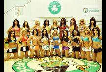 Celtics Dancers / by Boston Celtics