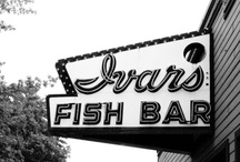 The Ivar's Sign / by Ivar's