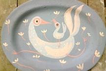 Ceramics / by Iris Biran - illustrator