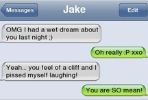 Funny Jokes and Texts / by Deana Helms
