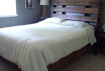 headboards / by Megan kerchee