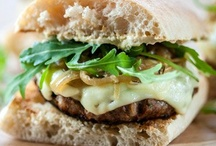 Best Burger Recipes! / We assembled some great burger recipes in honor of national burger month. Which one's your favorite? / by CheckAdvantage LLC