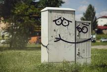 Aerosol Art / Street Art... / by Ninja Starr