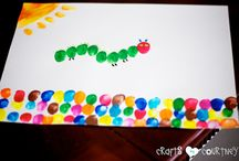 My Eric Carle Room / by Ginger Crowe
