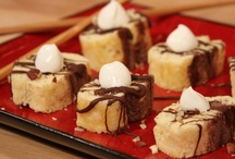 Desserts for Christmas / by Fabienne Ratte