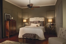 Bedroom Ceiling Fan Ideas / by Feiss - Monte Carlo