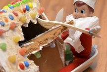 Elf on the Shelf Ideas / by Crazy for Crust