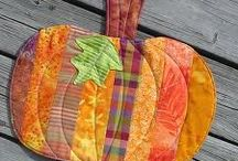 Fall Quilts, Appliques, Stitchery, etc / by Beth de Maille
