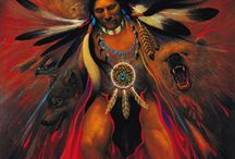 Native American Art. / by Pernell Collins