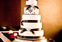 Inspiration : Red + Black Wedding / by Brenda of Brenda's Wedding Blog