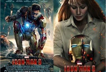 Iron Man 3 / Iron Man 3 images and posts / by FSM