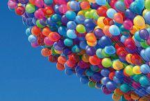 Balloons / by Carmen Acosta