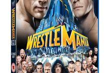 WWE/TNA / by Kristina Hoppel