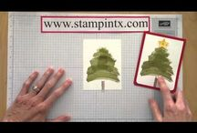 Stampin up work of art / by Mary Booker