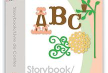 Cricut Cartridge and Embossing Folders I HAVE!!! / by Marnie Wyman